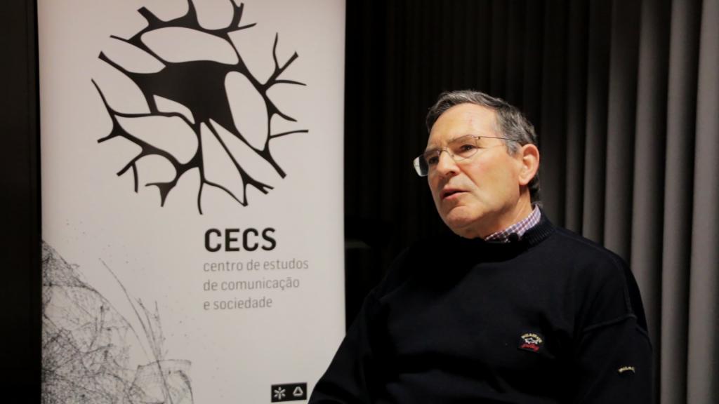 Francisco Campos Freire em entrevista ao Communitas